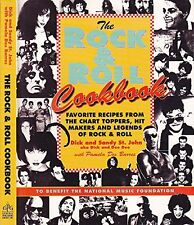 The Rock and Roll Cookbook: Favorite Recipes from