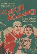 Rough Romance  - 1930 - John Wayne George O'Brien - Vintage Film Western DVD