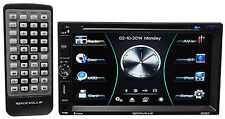 "Rockville RDD7 7"" Car DVD/iPhone/Pandora/Spotify/Bluetooth/USB Player Receiver"