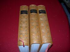 MEMOIRE DE   D'ARTAGNAN   JEAN DE  BONNOT    1966   3 VOLUMES