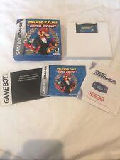 Mario Kart: Super Circuit (Game Boy Advance, 2001) Complete