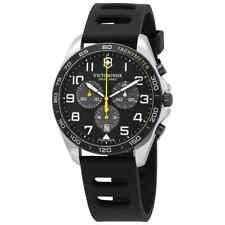 Victorinox FieldForce Sport Chronograph Quartz Black Dial Men's Watch 241892