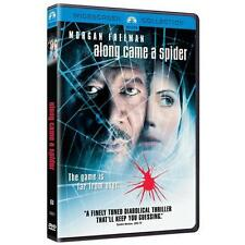 Along Came a Spider (Dvd, 2001, Sensormatic) Widescreen Version (Morgan Freeman)