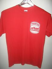 Phantom Covert Military Lighting USA 2012 Family Night Baseball Logo T Shirt Med