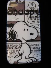 Snoopy Hard Cover Case 4 iPhone 4 4g gs Gen New B & W Cartoon Comic Background