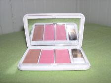 Estee Lauder Soft Matte Bronzer 01~Pure Color Blush 02 Pink Kiss~05 Pink Ingenue