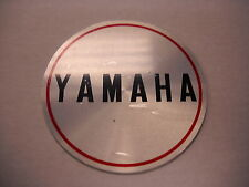 YAMAHA LEFT AND RIGHT CRANKCASE GENERATOR OIL PUMP COVER CS5 LS2 1972