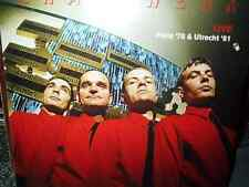 Kraftwerk Vinyl LP Live Paris '76 & Utrecht '81 *NEW/SEALED* Ralf Hutter