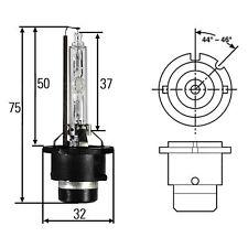 FARO / riflettore / Lavoro Lampadina Lampada HID D2S 35W | HELLA 8GS 007 949-261
