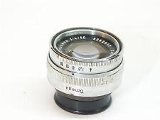 Schneider 50mm f/4.0 Componon Enlarging Lens (25mm thread) with jam nut