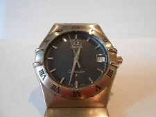 Omega Constellation 95 Schweizer Quarzwerk  33,5 mm Date Steel Watch