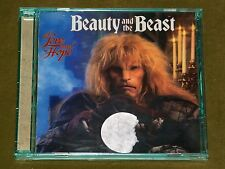 MUSIC AND POETRY FROM BEAUTY AND THE BEAST OST CD *RARE* USA PRESS New