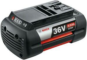 Batterie Bosch F016800346 Batterie 36V 4.0Ah li-Ion - GBA 36V 4,0AH - 2607336915