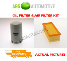 PETROL SERVICE KIT OIL AIR FILTER FOR LAND ROVER FREELANDER 1.8 120 BHP 1998-06