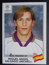 "Panini Champions League 1999-2000 - Miguel Salgado ""Michel"" (Real Madrid) #190"