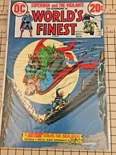 World's Finest Comic Book #214, DC Comics 1972 VERY FINE-