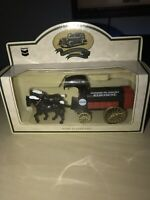 STANDARD OIL DIE-CAST HORSE DRAWN TANKER MADE FOR CHEVRON BY LLEDO ENGLAND