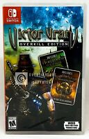 Victor Vran: Overkill Edition - Nintendo Switch - Brand New | Factory Sealed