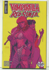 Vampirella- Red Sonja #1 NM- Dynamite Comics MD11