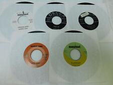 Country artist Grandpa Jones Lot of 9 different 45s
