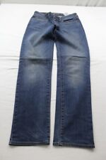 G5782 Levi's 05800 -0190, Bold Curve, Modern Rise Blau W28 L30 511 Skinny - Fili