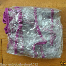 GENUINE Mamas & Papas SOLA URBO 2 ORCHID FLORA PLUM RAINCOVER GLIDE ZOOM NEW