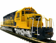 HO Scale Model Railroad Trains Bachmann Santa Fe SD-40 DCC Equiped Locomotive