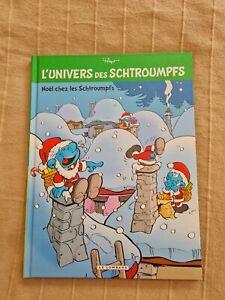 L'univers Des Schtroumppfs Un Noël chez les schtroumpfs le lombard