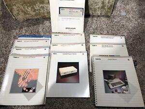 Apple II 2 Manuals, Diskware Apple Presents Apple Used