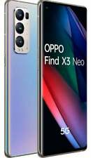 OPPO Find X3 Neo 5G Galactic Silver, 256GB 12GB + Extra Caricabatterie Omaggio.