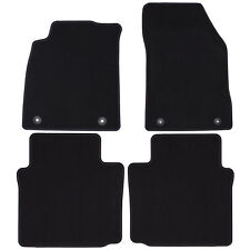 OEM NEW Front and Rear Carpet Floor Mats Black 14-19 Chevrolet Impala 84320781