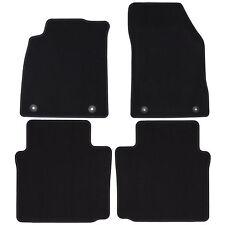 OEM NEW Front and Rear Carpet Floor Mats Black 14-18 Chevrolet Impala 84320781