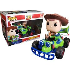 TOY STORY - Woody with RC Pop! Ride Vinyl Figure (Funko) #NEW