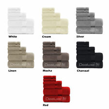Unbranded Bamboo Bath Towels & Washcloths