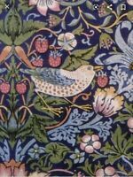 "William Morris ""Strawberry Thief"" detail cards notelets + envs 20 pack A6 blank"