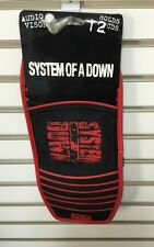 System Of A Down AUDIO Visor 12 CD CAR VISOR DISC HOLDER By Concept One#1