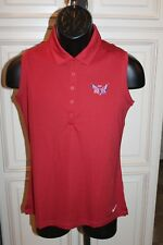 Nike Womens Golf Polo (S Small) US UK England RYDER CUP 1969 Maroon RARE NEW