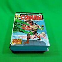 Conan the Barbarian - The Marvel Years Volume 2 - Hardcover 2019 - $125 Retail
