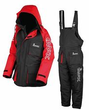 NEW IMAX THERMO SUIT 2PC SEA FISHING 100% WATERPROOF X-LARGE