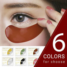 1Pair Gold Crystal collagen Eye Mask Anti Aging Wrinkle Dark Circle HOT Patches