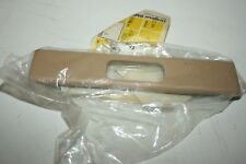 BMW E38 Rear Drinks Holder Handle Cover Beige 51168212192