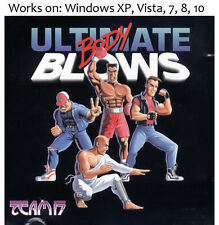 Ultimate Body Blows PC Game 1994