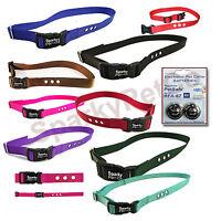 "High Tech RFA 67D Batteries + 1"" Wireless Dog Fence Replacement Collar Kit"