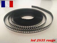 SX-2835-RED LED ROUGE 2835 SMD 0,2 W 2.0-2.6V HAUTE LUMINOSITE