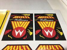 Multi Williams Multicade Side Art (Defender Version) - Arcade Premium 3M Film