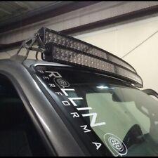 "Ford Super Duty 56"" Radius Double LED Light Bar System (1999 - 2016) F250 F350"