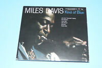 "CD MILES DAVIS ""KIND OF BLUE"" 6 TITRES, DIGIPACK / COLUMBIA, TB ETAT"