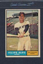 1961 Topps #565 Felipe Alou Giants EX/MT *2312
