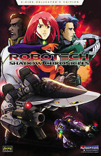 Robotech: The Shadow Chronicles Movie (DVD NEW) (2-Disc Set Collector's Edition)
