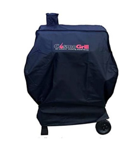 CosmoGrill BBQ Barbecue Cover 600D Oxford Fabric Cloth Heavy Duty UV Protected